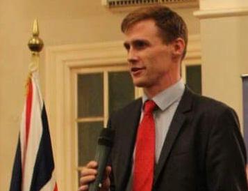 سفير بريطانيا