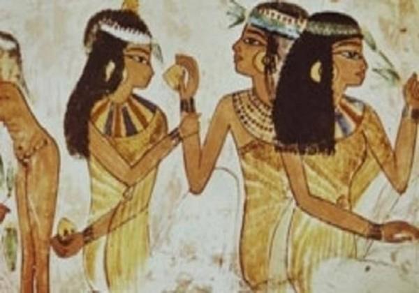 المرأة المصري القديمة