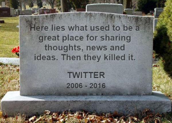 جنازة تويتر