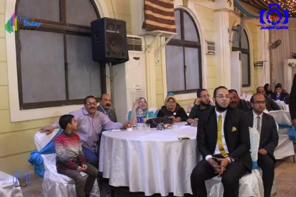 مشاركة فائمة السويس اولا لخوض انتخابات المحليات ف حفل جميعة شباب السويس