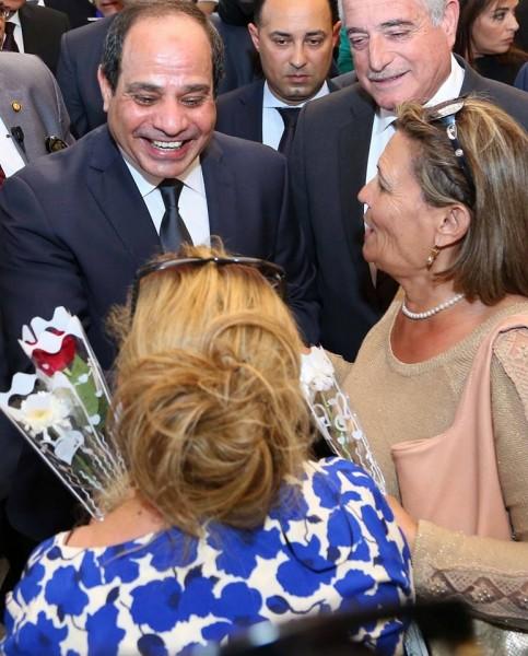 الرئيس رجل مصر القوي