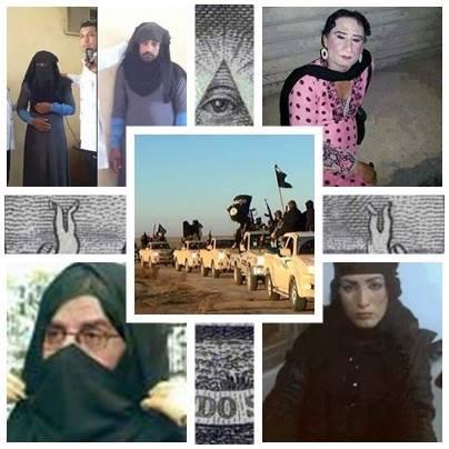 إرهاب إخوان داعش