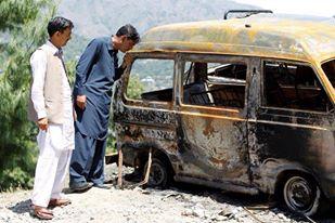 إرهاب سيارة مدمرة