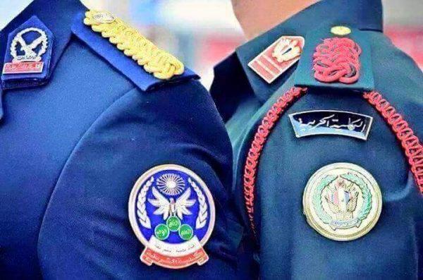 الجيش والشرطة كتفا بكتف