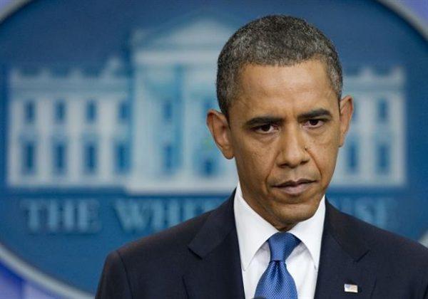 لرئيس الأمريكي باراك أوباما