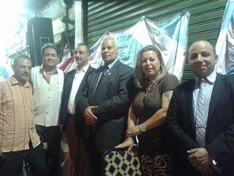 حزب مصر القومي يحتفل
