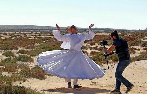 مروة ناجى ترقص