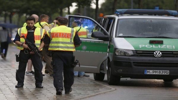 ألمانيا تواجه الارهاب