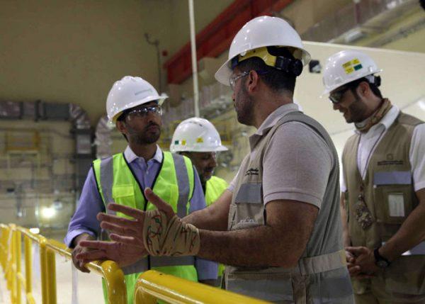 الإمارات تضع اللمسات الأخيرة لتشغيل أولى محطاتها النووية