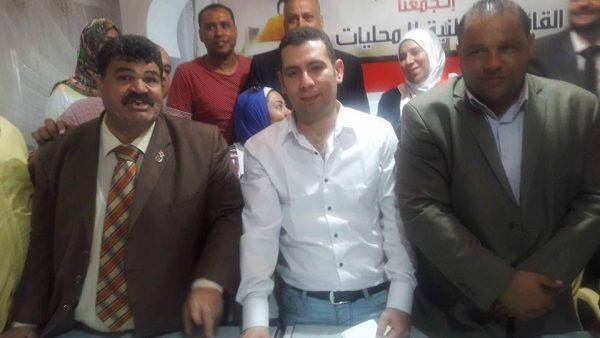 قائمة حب مصر دمياط