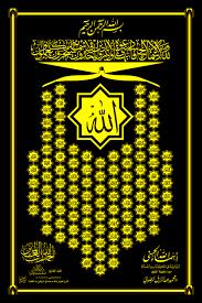 الله جل جلاله .. وله الاسماء الحسني