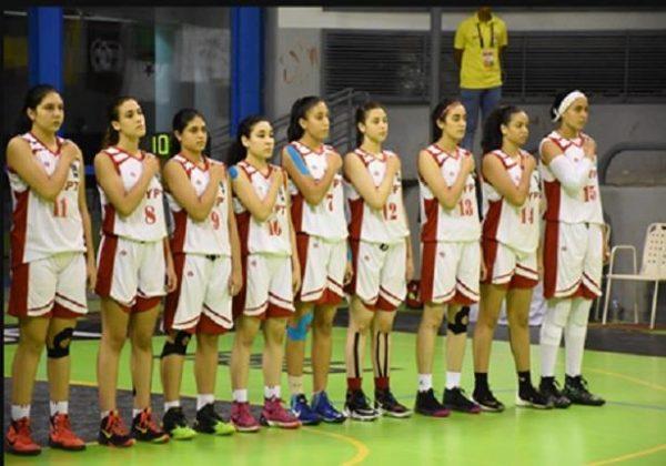 منتخب مصر لكرة السلة للناشئات