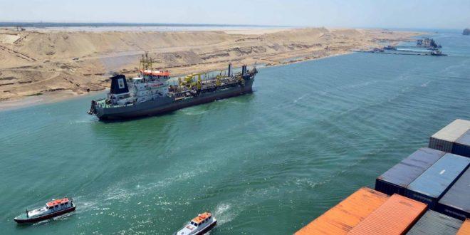 إلغاء مخطط إقامة أنفاق للسكك الحديدية أسفل قناة السويس بسبب التكلفة
