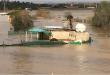بالصور … مدن كاملة تجرفها مياه السيول فى السعودية