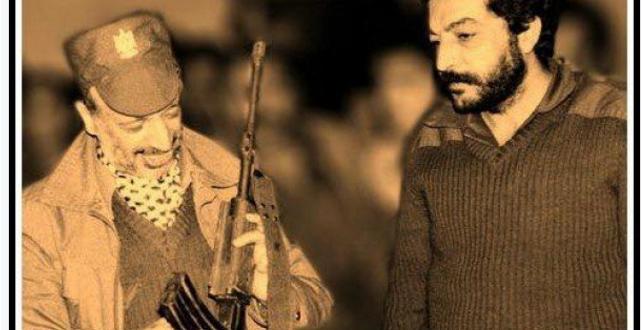 صورة عرفات وهو يحمل السلاح كانت سببا لغلق الفيس بوك صفحة حركة فتح