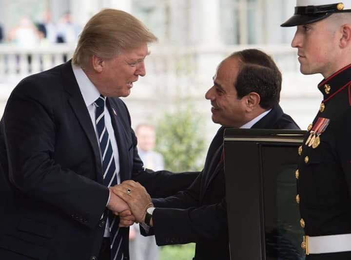 محمد الجيلاني : الحفاوة بالسيسي تبشر بعلاقات مصرية  أمريكية قوية