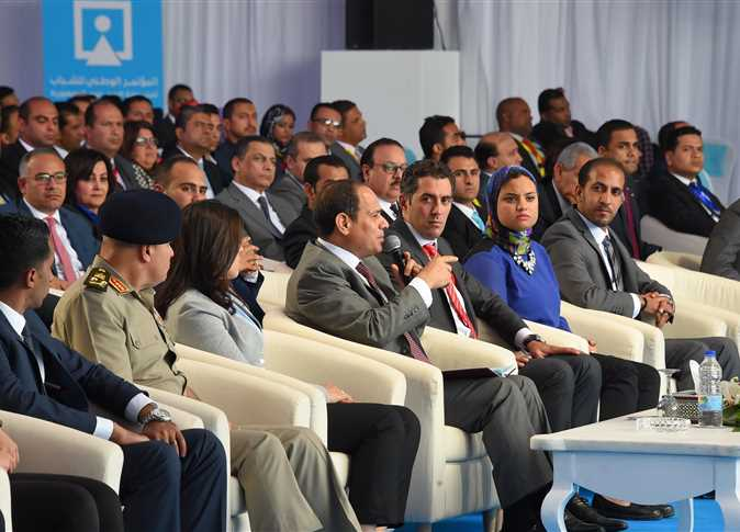 حب مصر تعقد اجتماع للمكتب التنفيذي لمناقشة توصيات مؤتمر الشباب الاسبوع القادم