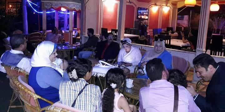نجوم الفن والإعلام في حفل الإفطار السنوي للإعلامية شيرين بكر