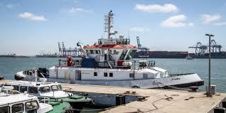 هيئة ميناء دمياط تؤكد على تصنيفها كميناء أخضر