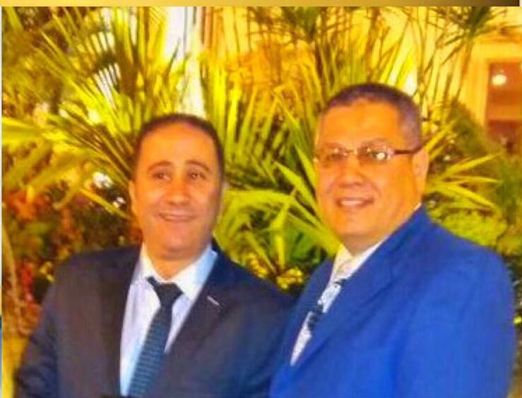 اللواء محمد عبد الرشيد مساعدا لمدير أمن الإسكندرية .