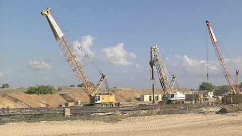"""قطر ترصد 200 مليون دولار لتمويل """"الجدار الإسرائيلى"""" فى قطاع غزة"""