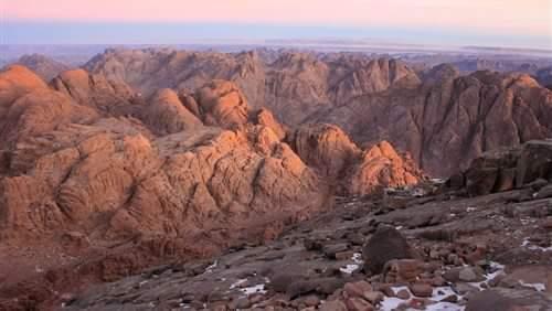 سيناء على خريطة السياحة الدينية..