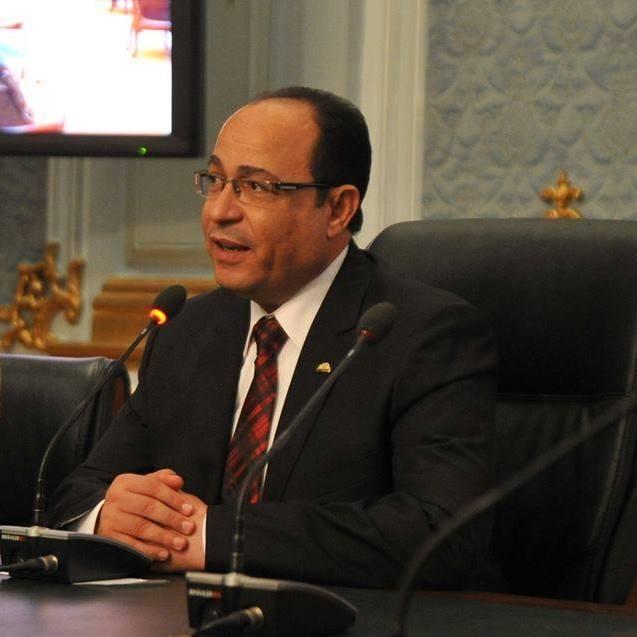 """السيد حجازي نائب مركز المنصورة يعلن انضمامه ل """" حملة مع السيسي للحصاد"""