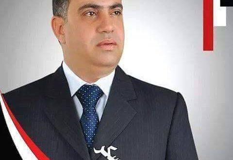 المهندس محمد عسكر ينضم لحملة مع السيسي للحصاد