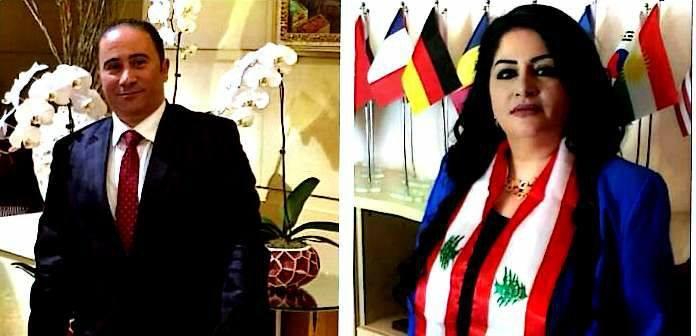 «المجلس الإنمائي للمرأة والأعمال» يعين ياسر قنطوش مستشارا قانونيا للمجلس في جمهورية مصر العربية.