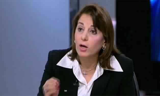 أنضمام البرلمانية سوزي ناشد لحملة مع السيسي للحصاد