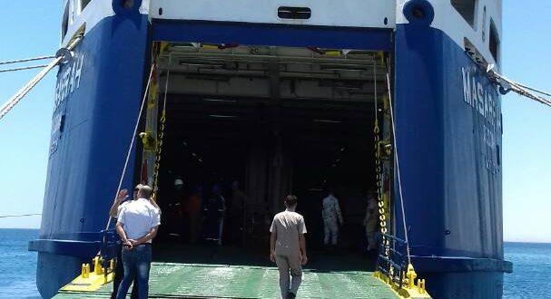 وصول وسفر الفان و٧٩٧ ،راكب و تداول ٣٥٦ شاحنه بموانى البحر الاحمر