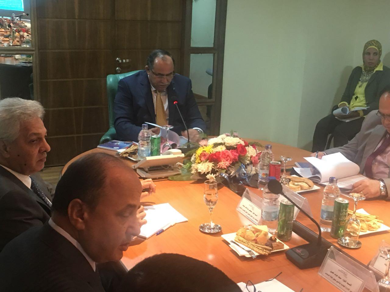 مجلس ادارة موانى البحر الاحمر يوافق على انشاء مخازن بميناء سفاجا