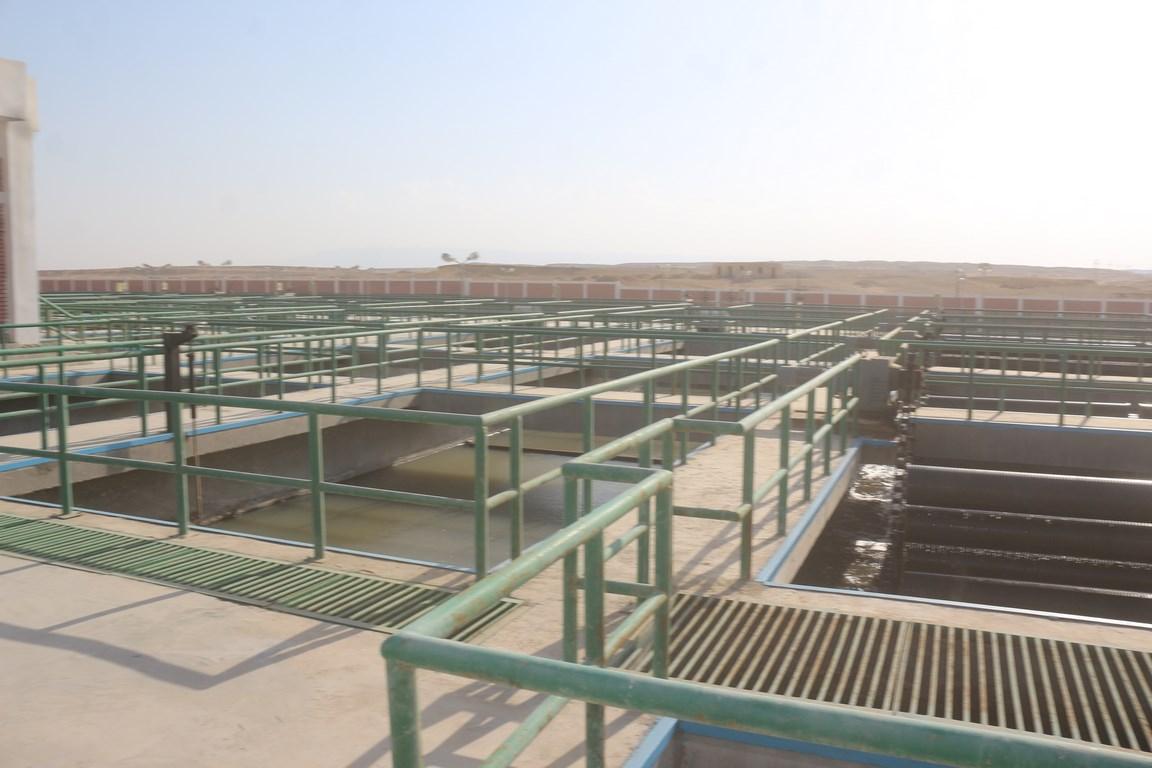 الثلاثاء القادم .. حامد والعشري يفتتحان مشروعات لمياه الشرب والصرفالصحي بتكلفة تزيد عن 700مليون جنية تقريباً بمحافظة السويس