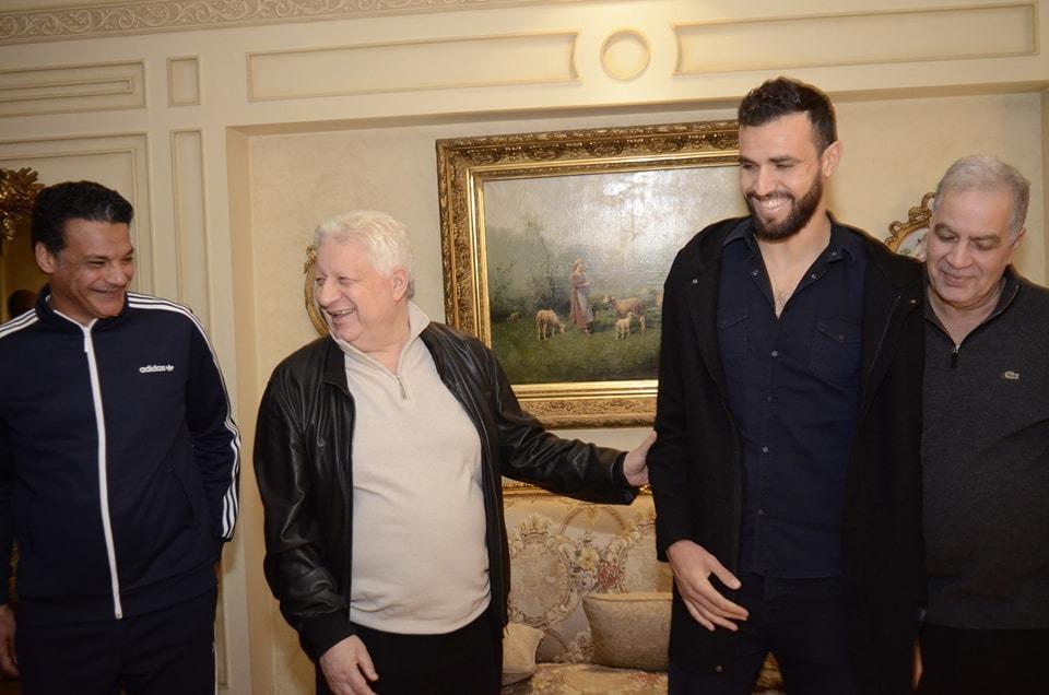 رسميًا | الزمالك يحسم صفقة ظهير تونس الدولي
