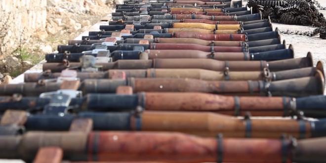 من زوّد الأكراد السوريين بالأسلحة السوفيتية؟
