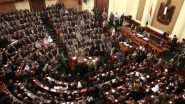 """الأحد.. """"البرلمان"""" يناقش تقرير اتفاقية التعاون الاقتصادي بين مصر والصين"""