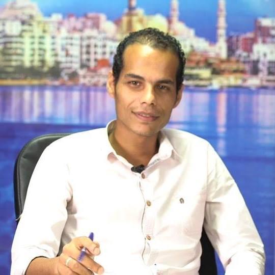 الكاتب محمد ابوحلاوه
