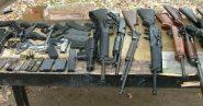 ضبط ورشه لتصنيع الأسلحة بالدقهلية.