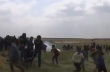 جيش الاحتلال الإسرائيلي يحتجز جثامين شهداء  يوم الأرض