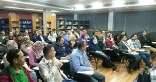 مركز الطليعة للدراسات وحقوق الانسان يعقد دورة القائد المتميز