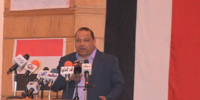 ائتلاف امل مصر يدعو الجميع لمساندة القيادة السياسية ويطالب اعضائة بالاستعداد الجاد للانتخابات